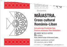 Maiastra - cross cultural Romania-Liban